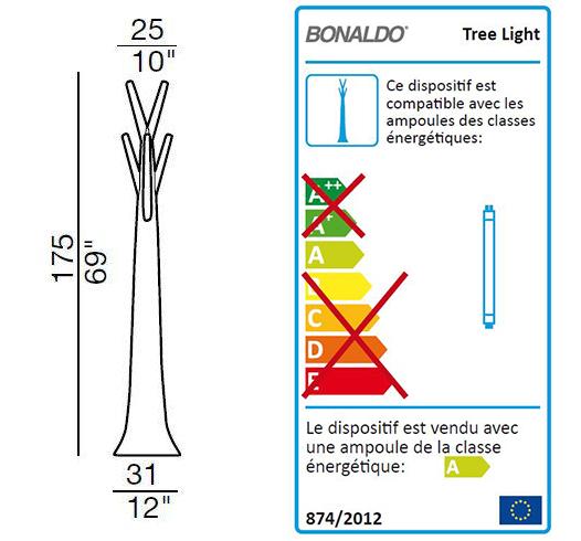 bonaldo tree